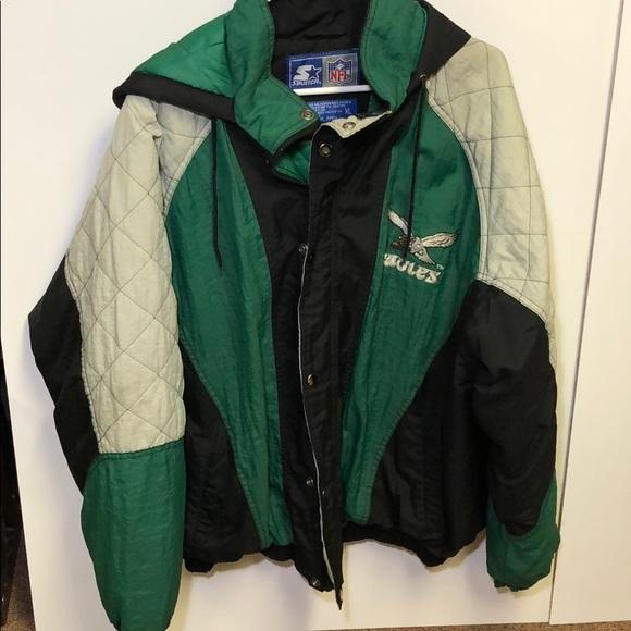 2fce4361 NFL Vintage Starter Philadelphia Eagles jacket